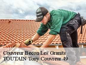 Couvreur  becon-les-granits-49370